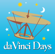 da Vinci Days logo