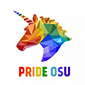 Oregon State University Pride Center logo