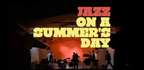 JAZZ ON A SUMMER'S DAY movie poster