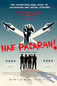 NAE PASARAN movie poster
