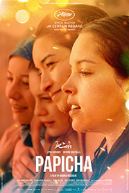 PAPICHA movie poster