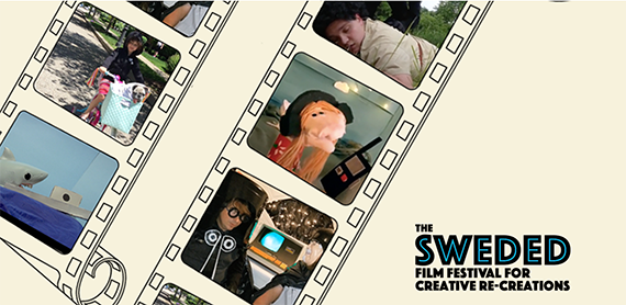 Link to THE SWEDED FILM FESTIVAL FOR CREATIVE RE-CREATIONS