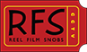 Reel Film Snobs TV show logo